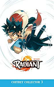 Radiant Coffret Collector Tomes 9 à 12