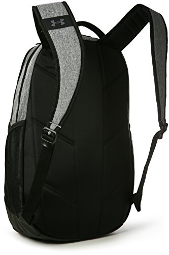 Under Armour UA Hustle 3.0 Mochila, Unisex Adulto, Gris (Graphite Medium Heat 042), Talla única
