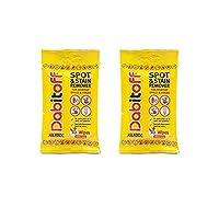 Kilrock Dabitoff Spot & stain Remover Wipes 10's Pack Of 2