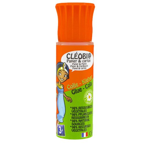 Cléopâtre - CBIO25M - Cleobio - Flacon de Colle végétale 25 g