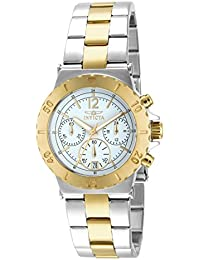 Invicta Damen-Armbanduhr Quarz Chronograph 14855