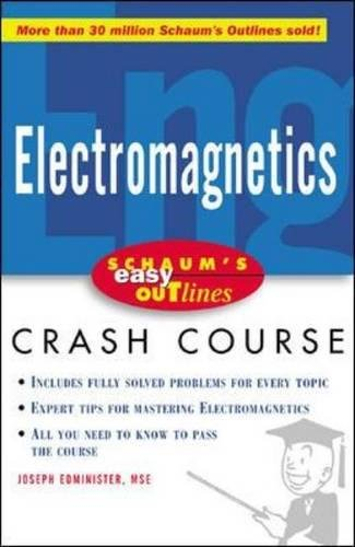 Problems of pdf schaums outline of theory and electromagnetics