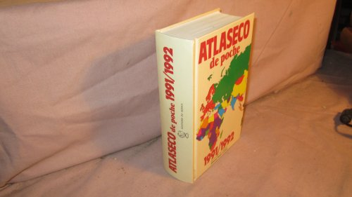 Atlaseco de poche, 1991-1992 par Collectif