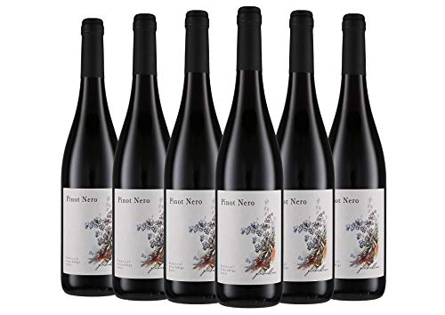 Südtirol - Alto Adige DOC Pinot Nero 2018 - Blumenfeld - 6 x 0,75 l.