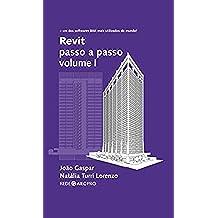 Revit passo a passo - volume I (Portuguese Edition)