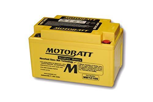 Batteria MOTOBATT MBTZ10S (4 poli)