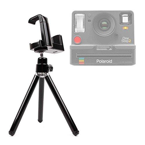 Duragadget mini treppiede estendibile per fotocamera polaroid onestep 2 - + supporto - alta qualità