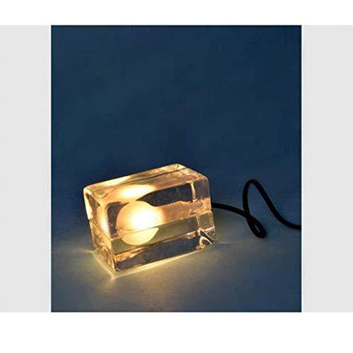 GCCI la décoration en Lustre de Lampe de Verre Ice Cubes House Select
