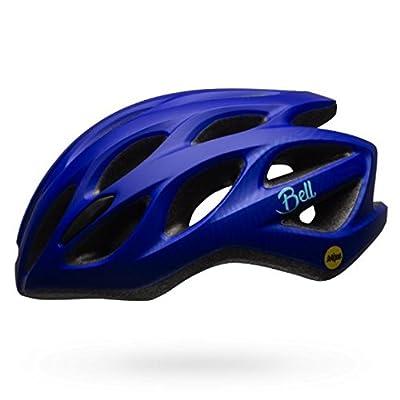 Bell Tempo Mips Womens Helmet in Matt Cobalt/Pearll by Bell