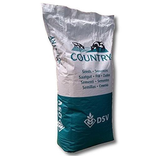 DSV COUNTRY Grünland 2014 25 kg Ertragsmischung trocken Weide Samen Saatgut Gras