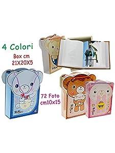 Teorema juguetes-fotos perfumadas, multicolor, 3.te51315
