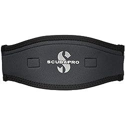 Scubapro Masque ruban 2,5mm Gris Noir/Gris
