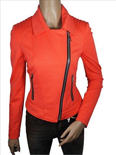 Guess - Blouson - Femme Orange - orange