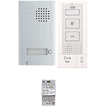 Kit portier audio 2 fil mains libres