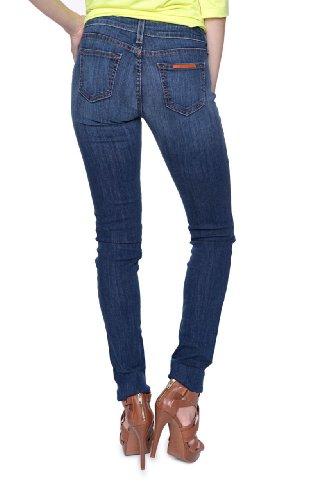 True Religion Damen Jeans Skinny Skinny Jeans Forsaken SHANNONI Wash 40, Farbe: Dunkelblau, Größe: 23