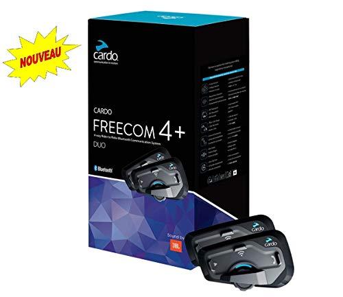 Cardo Freecom 4 + Duo - Kit Manos Libres