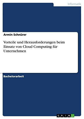 Vorteile und Herausforderungen beim Einsatz von Cloud Computing für Unternehmen