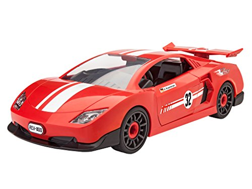 Revell - 00800 - Coche - Carreras de coches para montar -...