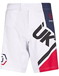 Short Unkut Goal Blanc