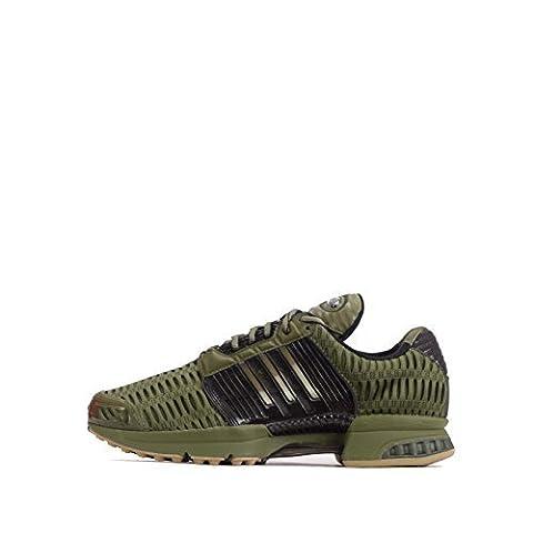 Adidas Clima Cool Herren Turnschuhe - Grün/schwarz, UK7.5 EUR41 1/3 US8