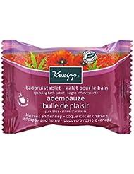Kneipp Galet pour Bain Coquelicot Chanvre 80 g - Lot...
