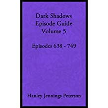 Dark Shadows Episode Guide Volume 5 (DS Guide) (English Edition)