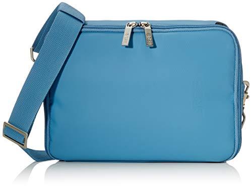 BREE Unisex-Erwachsene Punch 730, Provenc, Ipad Case W19 Laptop Tasche, Blau (Provincial Blue), 5x19x26 cm
