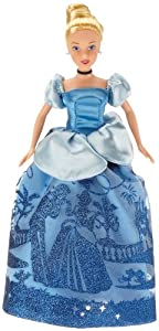 Simba Disney Princess Cenicienta Vestido Cuento