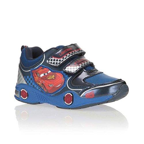 CARS Baskets Chaussures Enfant Garçon 27