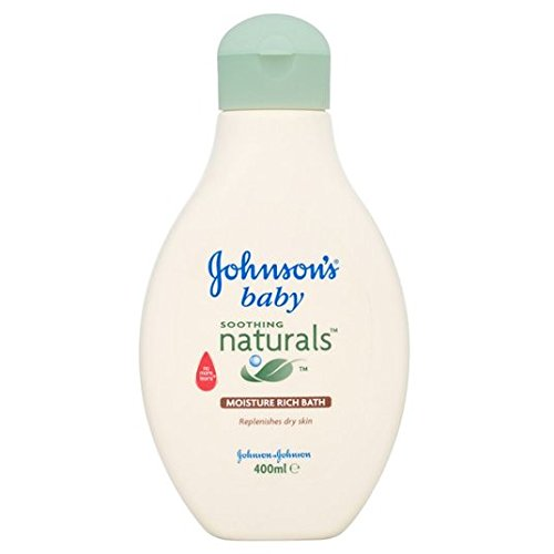 johnsons-baby-moisture-rich-bath-400ml
