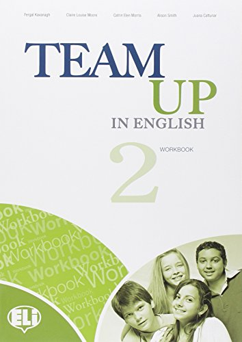 Team up in english. Workbook-Reader. Con espansione online. Con CD Audio. Per la Scuola media: 2