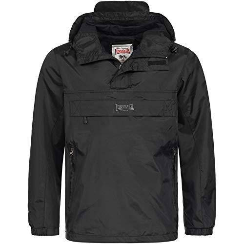 Lonsdale London Herren Jacken / Übergangsjacke Blockbreaker schwarz XL