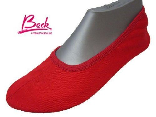 beck-gymnastikschuhe-baskets-no-060-coton-rouge-rouge-rouge