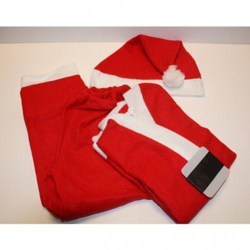 Kinder Santa Outfit Alter 3-5 jahre