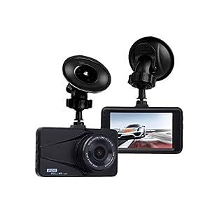 1080P HD Car Dash Cam, Nachtsicht Kleines 24-Stunden-Parkmonitoring, Neuer Panorama-170-Grad-Weitwinkel-USB-Autorecorder