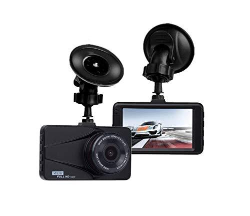 1080P HD Auto Dash Cam, Nachtsicht kleine 24-Stunden-Parküberwachung, Neue Panorama 170-Grad-Weitwinkel-USB-Auto-Recorder (Hd-dvr Standalone)