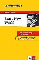 Klett Lektürehilfen Brave New World: für Oberstufe und Abitur