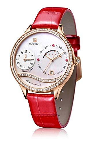 Rossini Frauen 'S MOTHER OF PEARL Fashion Armbanduhr–rosls08