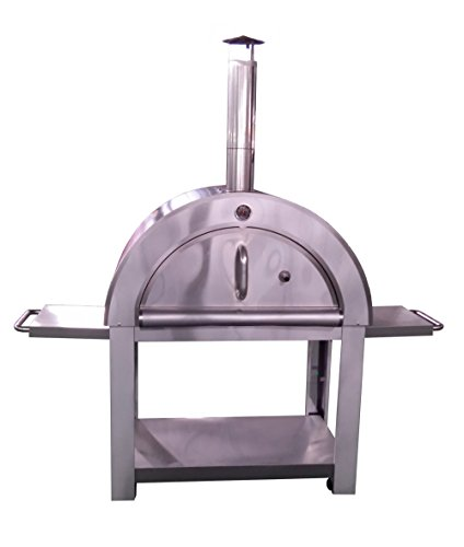 Large Wood Fired Pizza Oven Package - Complete Set