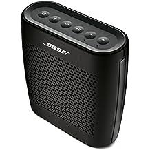 Bose SoundLink - Altavoz Bluetooth, negro