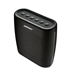 Bose SoundLink Colour Diffusore Bluetooth, Nero