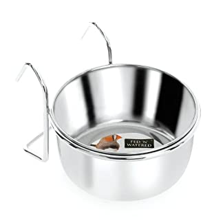 Coop Cup with Hook Holder in Stainless Steel 15