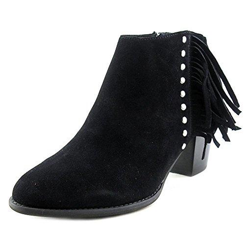 Vionic Sportschuh FAROS Damen Schuhe Stiefelette Wildleder, damen, schwarz, 6 B (M) US (Schwarze Wildleder-bootie)