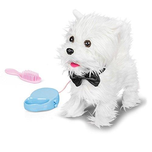 Animigos West Highland White Terrier - Spielzeug-Hund