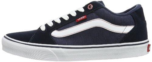 b30803d6f4d563 Vans M FAULKNER (SUEDE JACQUARD VSJVC50 Herren Sneaker