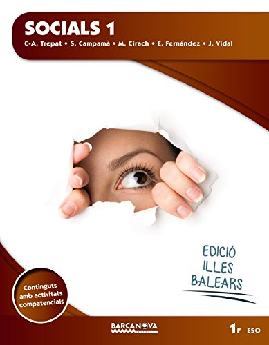 Socials 1r ESO (Illes Balears) (Materials Educatius - Eso - Ciències Socials) - 9788448938260 (Arrels)