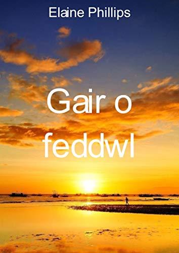 Gair o feddwl (Welsh Edition) por Elaine  Phillips