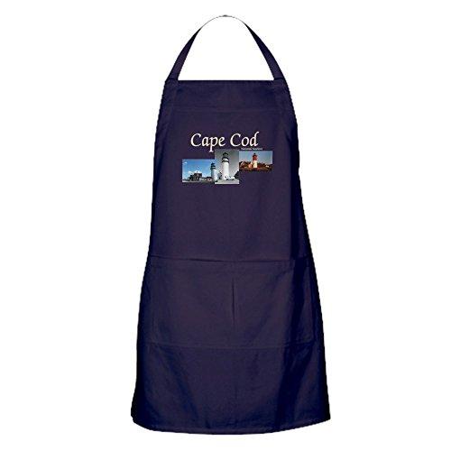 Cape Cod Strände (CafePress–Cape Cod americasbesthistory. Com–Küche Schürze mit Taschen)