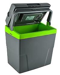 MALATEC Elektrische 16/22 L Auto Kühlbox Wärmebox Campingbox 12V Kühlschrank 5230, Größe:16L