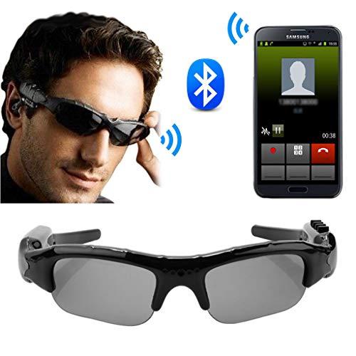 Beautop Sonnenbrille, Kamera, Sport, MP3-Funktion, HD-Sonnenbrille, Sportbrille